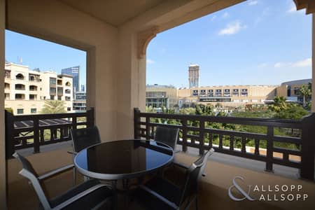 1 Bedroom Apartment for Sale in Old Town, Dubai - Tajer | Lake and Fountain View | One Bed