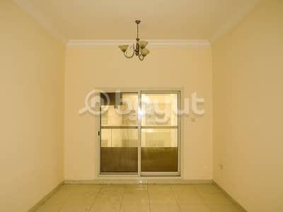 1 Bedroom Apartment for Rent in Emirates City, Ajman - Brand new spacious one bedroom apartment with close kitchen for rent in lake tower at 12000