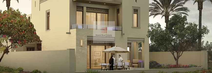 4 Bedroom Villa for Sale in Arabian Ranches 2, Dubai - 25/75 Post Handover Luxurious 4 BR Villa in Azalea