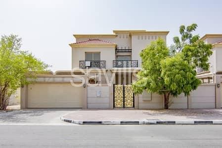 فیلا 5 غرف نوم للايجار في أم الشيف، دبي - Luxury 5 Beds With Excellent Private Pool