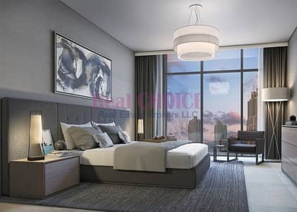 فلیٹ 2 غرفة نوم للبيع في وسط مدينة دبي، دبي - LUXURIOUS  2 BEDROOMS | DT1 RESIDENCES AT DOWNTOWN DUBAI