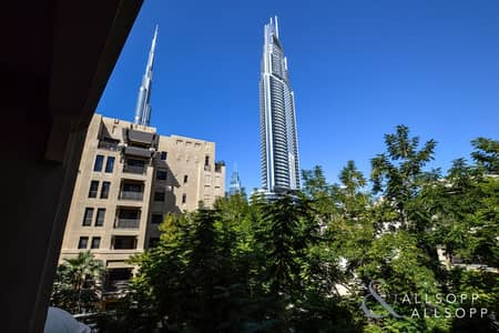 2 Bedroom Apartment for Sale in Old Town, Dubai - 2 Bedroom Plus Study | Vacant | Yansoon