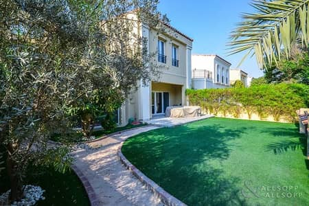 4 Bedroom Villa for Rent in Motor City, Dubai - Townhouse | Close To Pool
