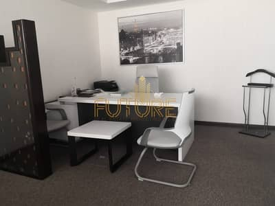 Office for Sale in Al Reem Island, Abu Dhabi - A very special office  with a luxurious decoration in Al Reem Island with a sea view