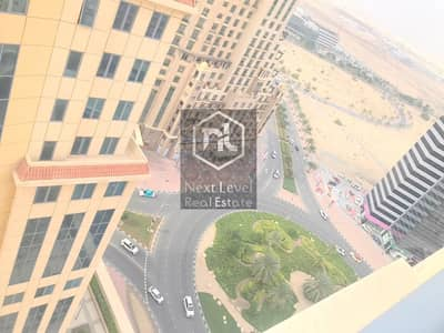 Studio for Sale in Dubai Silicon Oasis, Dubai - AMAZING STUDIO WITH BALCONY  EYE CATCHING VIEW OF ROUNDABOUT