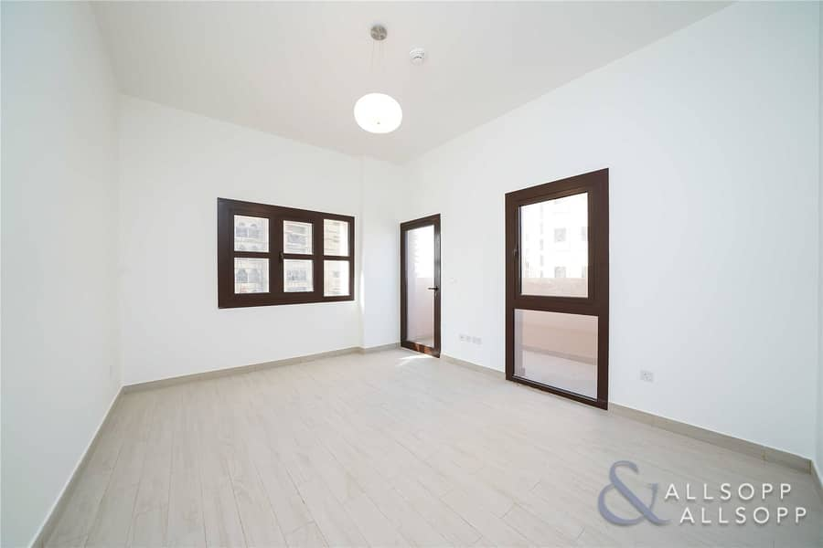 Two Bedroom Apartment | Full Plaza Views
