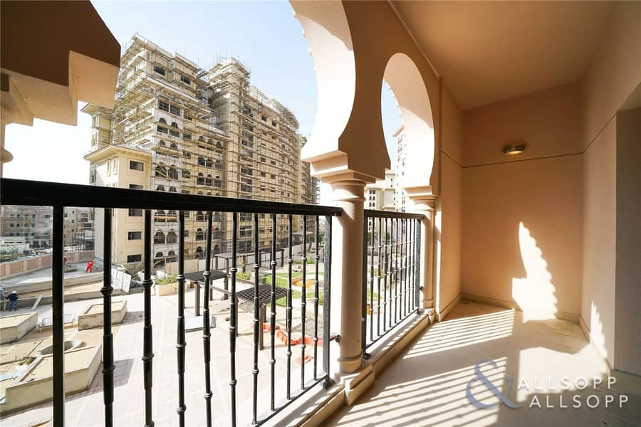 2 Two Bedroom Apartment | Full Plaza Views