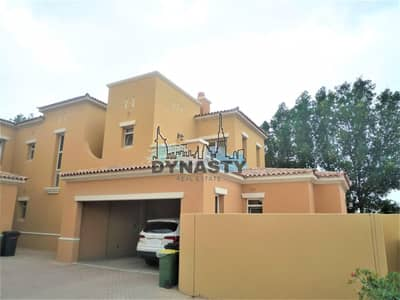 3 Bedroom Villa for Rent in Arabian Ranches, Dubai - 3 BR + Study I Corner Plot I Well Maintained