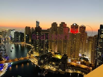 Hotel Apartment for Rent in Dubai Marina, Dubai - 5 Star*| All Bills Inclusive |High Floor Property