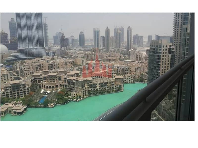 17 3 Bedrooms  Maids Room  Burj & Fountain View