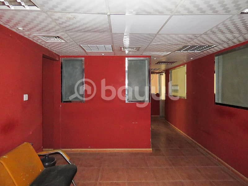 Spacious office next to '''union''' Metro Station with Chiller free and 24/7 security guard.