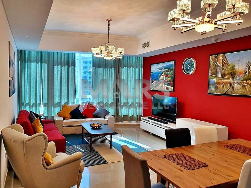 Fully Furnished 2 BHK Apartment in Hydra Avenue
