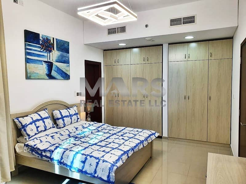 2 Fully Furnished 2 BHK Apartment in Hydra Avenue