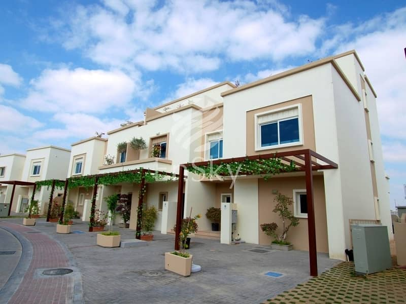 Furnished villa with Extended Garden