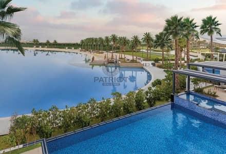 Waterfront Living Ready Crystal Lagoon in  Elan Tilal Al Ghaf by Majid Al Futtaim