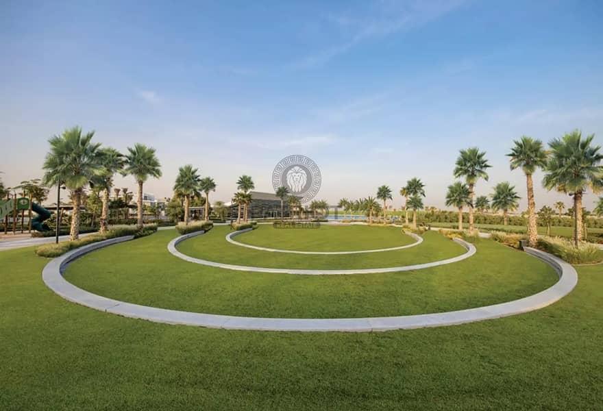 16 Waterfront Living Ready Crystal Lagoon in  Elan Tilal Al Ghaf by Majid Al Futtaim