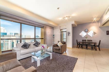 3 Bedroom Flat for Sale in Jumeirah Beach Residence (JBR), Dubai - Spacious Layout I 3 BR plus maids room in Amwaj 4