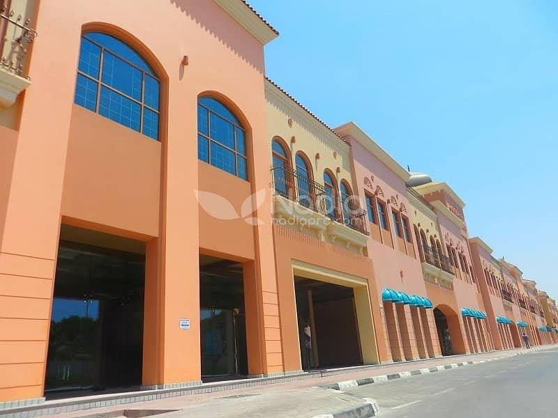 8 Combined Units |Shell & Core Office | Ferdouz Bldg. | Al Wasl