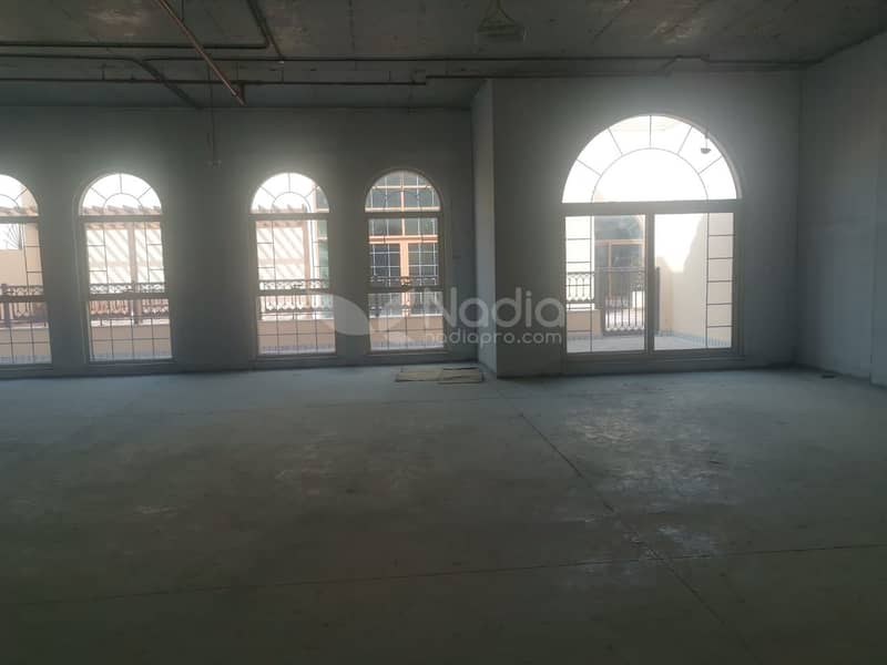 2 8 Combined Units |Shell & Core Office | Ferdouz Bldg. | Al Wasl
