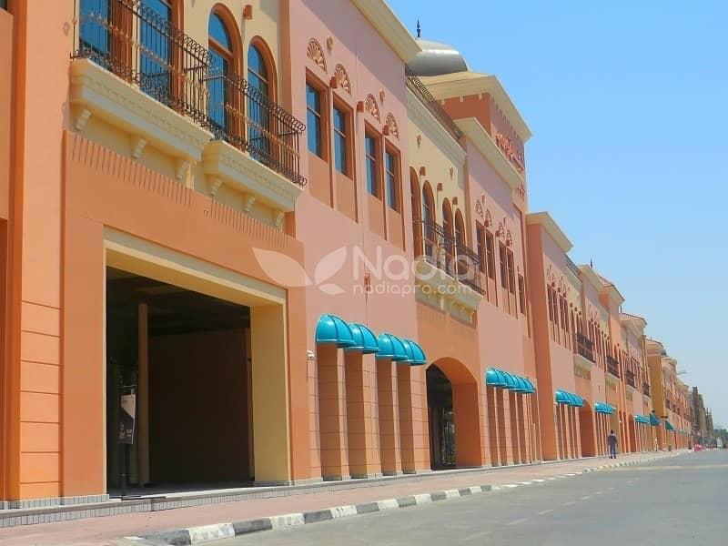 13 8 Combined Units |Shell & Core Office | Ferdouz Bldg. | Al Wasl