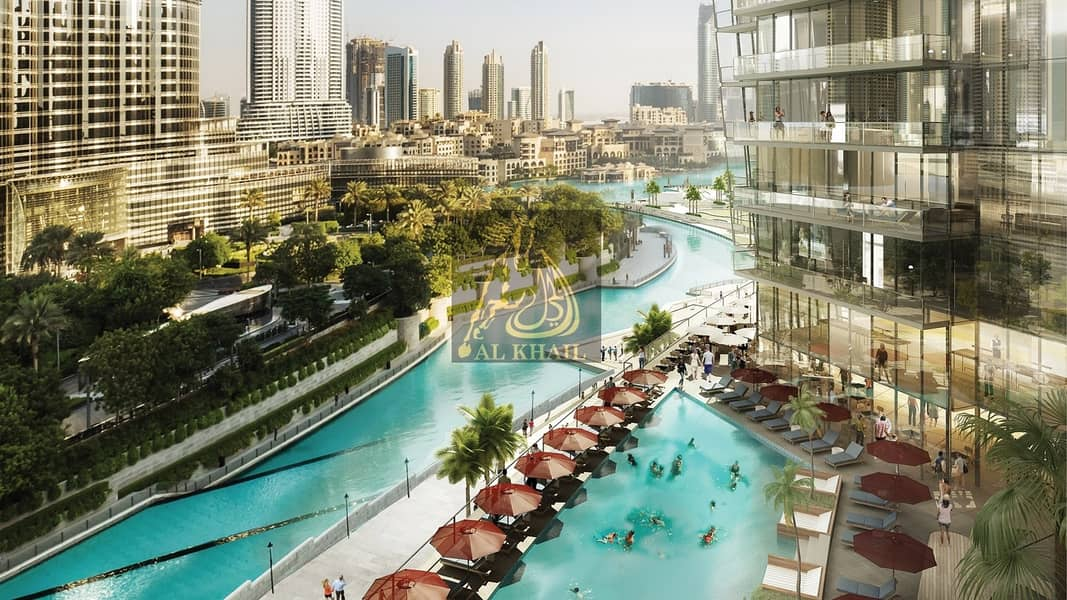 2 Upscale 4BR Apartment for sale in Downtown Dubai | Best Location with Stunning Views of Burj Khalifa and Dubai Fountain
