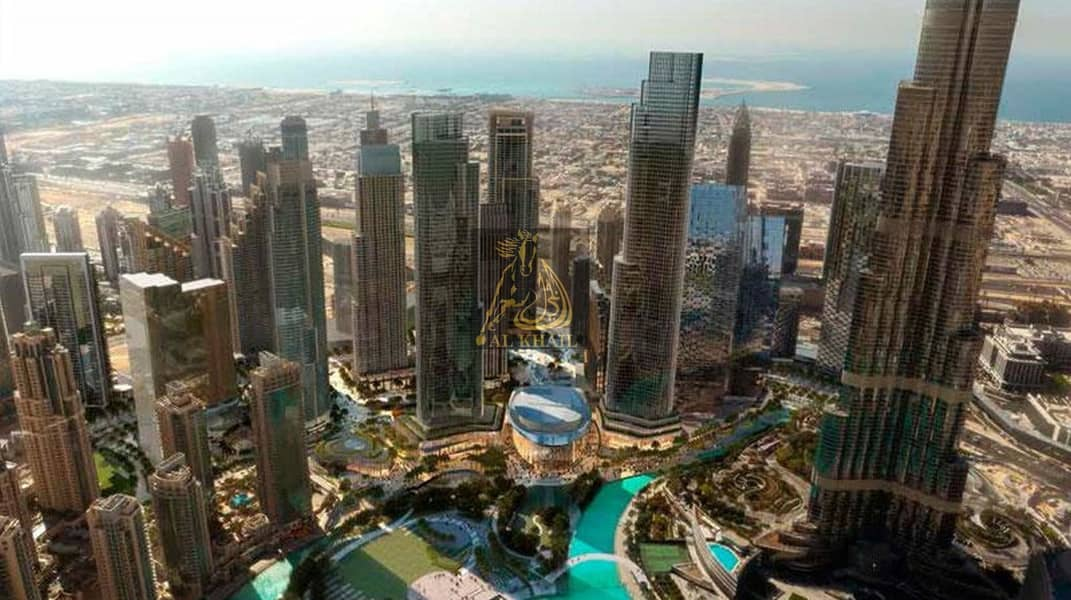 12 Upscale 4BR Apartment for sale in Downtown Dubai | Best Location with Stunning Views of Burj Khalifa and Dubai Fountain