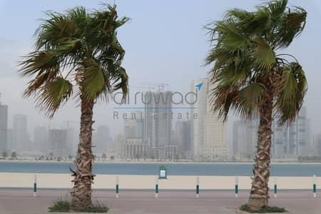 ارض سكنية  للبيع في الممزر، دبي - Residential plots for sale in Al Mamzar Front Beach