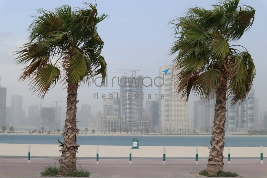 Residential plots for sale in Al Mamzar Front Beach