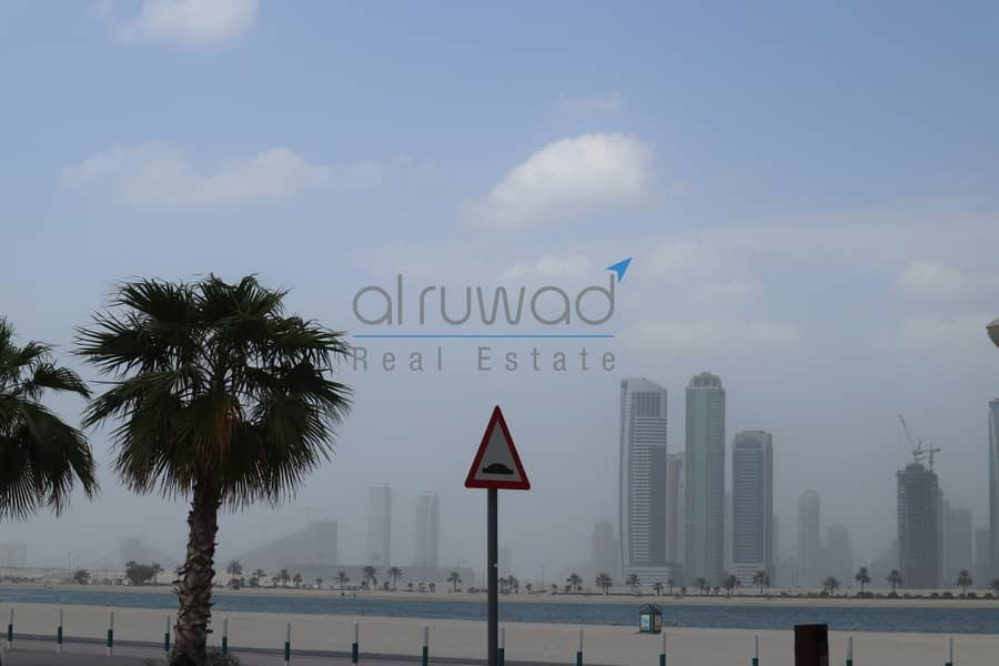 2 Residential plots for sale in Al Mamzar Front Beach