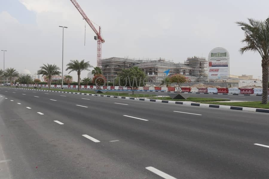 10 Residential plots for sale in Al Mamzar Front Beach
