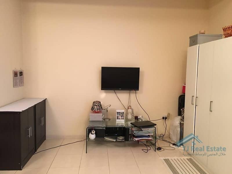 7 Big Size Studio|Balcony|Furnished|Emirates|Rented