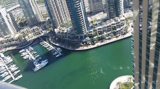 Amazing Full Marina view 3BR in Dubai Marina