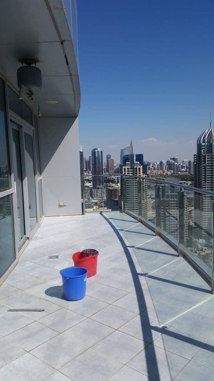 17 Amazing Full Marina view 3BR in Dubai Marina