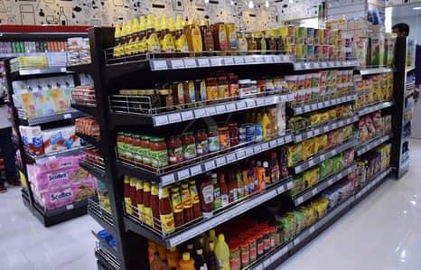 محل تجاري  للايجار في البرشاء، دبي - Fully equipped Mini Mart for rent In Arjan