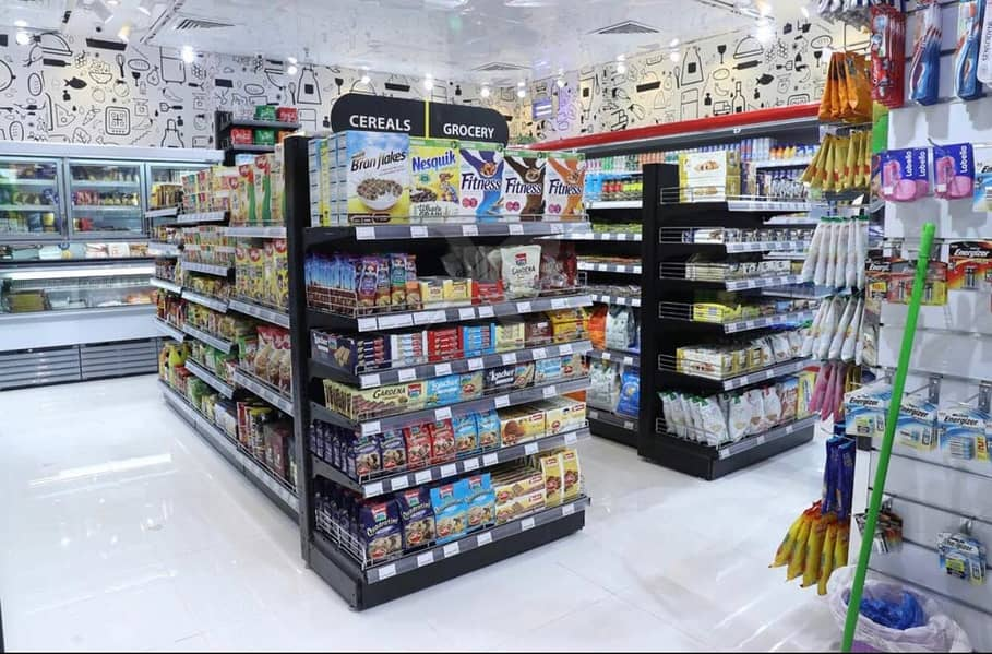 3 Fully equipped Mini Mart for rent In Arjan