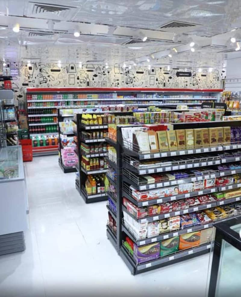 2 Fully equipped Mini Mart for rent In Arjan