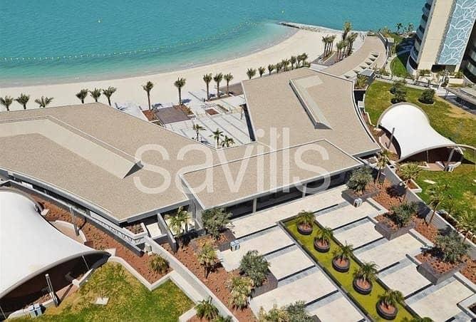 11 Stunning ground floor 1bed garden view in Al Muneera