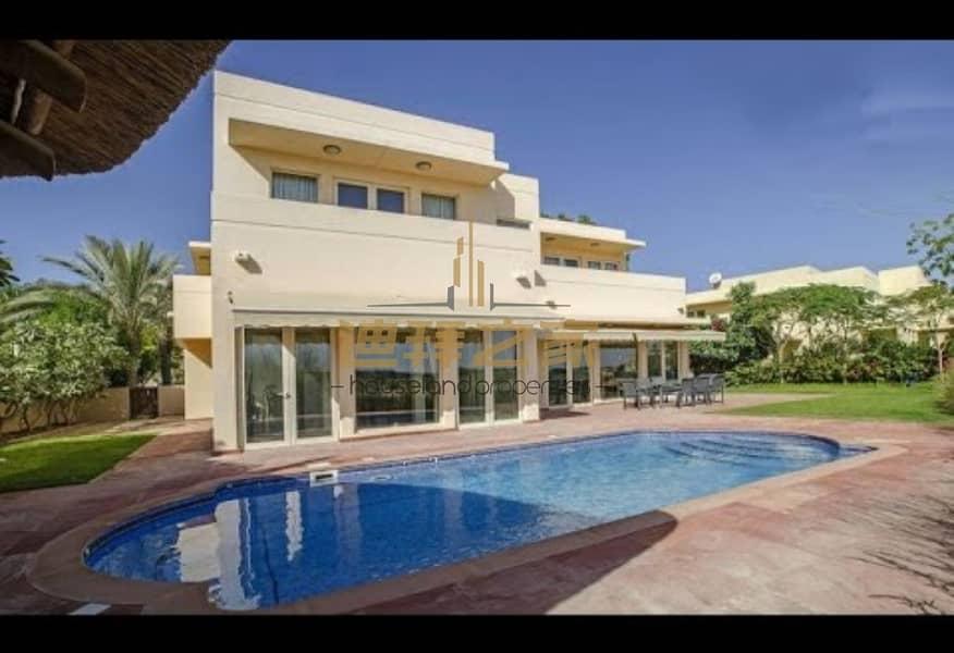 Stunning Huge  Type 7. 3 Br + study Villa  with Pvt Pool