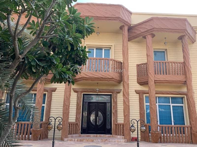 2 Huge 5 Bedroom Villa with Private Pool in Nad Al Hamar