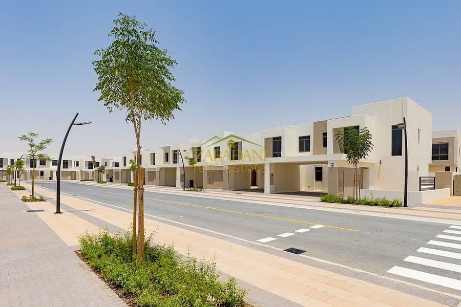 2 3 BED+MAID | POOL AND GARDEN VIEW| BRAND NEW