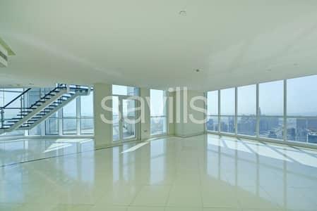 فلیٹ 4 غرف نوم للبيع في دبي مارينا، دبي - Impeccable upgrade | Vacant now with Marina view