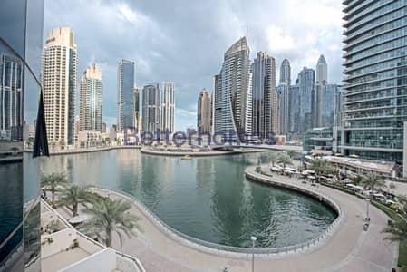 شقة 3 غرف نوم للايجار في دبي مارينا، دبي - 3 Bedrooms Apartment in  Dubai Marina