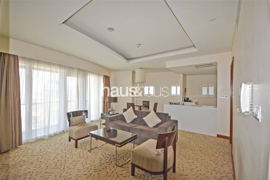 2 Furnished Serviced Unit | Bills Incl. | DIFC Views