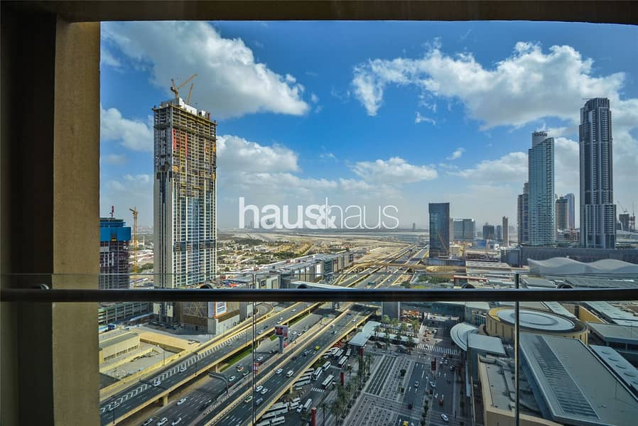 10 Furnished Serviced Unit | Bills Incl. | DIFC Views