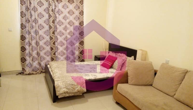 Fully Furnished Studio For Sale - Royal Breeze