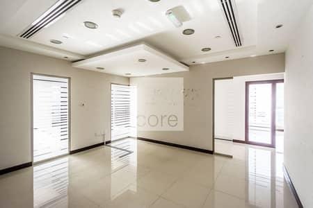 مکتب  للايجار في شارع السلام، أبوظبي - Prime Location | Fitted Office | Low Floor