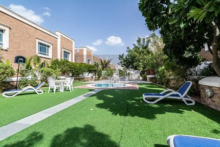 تاون هاوس 3 غرف نوم للايجار في المنارة، دبي - Spacious 3BR with Pool and Gym| Kitchen Appliances