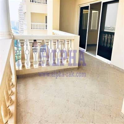 فلیٹ 1 غرفة نوم للبيع في قرية الحمراء، رأس الخيمة - RB4-704-H