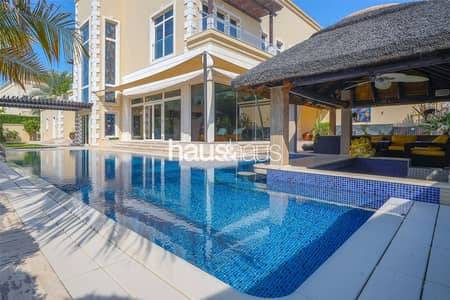 5 Bedroom Villa for Sale in Emirates Hills, Dubai - Custom Built | Walk to Clubhouse | Must view villa