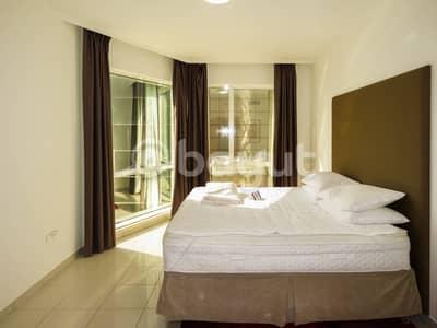 فلیٹ 2 غرفة نوم للايجار في شارع الشيخ زايد، دبي - Experience the ultimate high-end living at the Fairmont Dubai Residences.